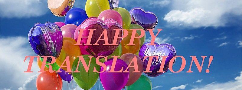 Międzynarodowy Dzień Tłumacza jest dzisiaj!